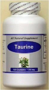 Taurine for Prevention of Grand Mal Seizures