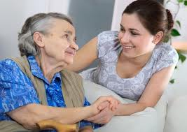 Petit Mal Seizures In The Elderly Are Usually A Result Of Aging elderly with a girl