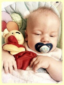 seizures in infant