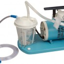 Suction Machine and Grand Mal Seizures